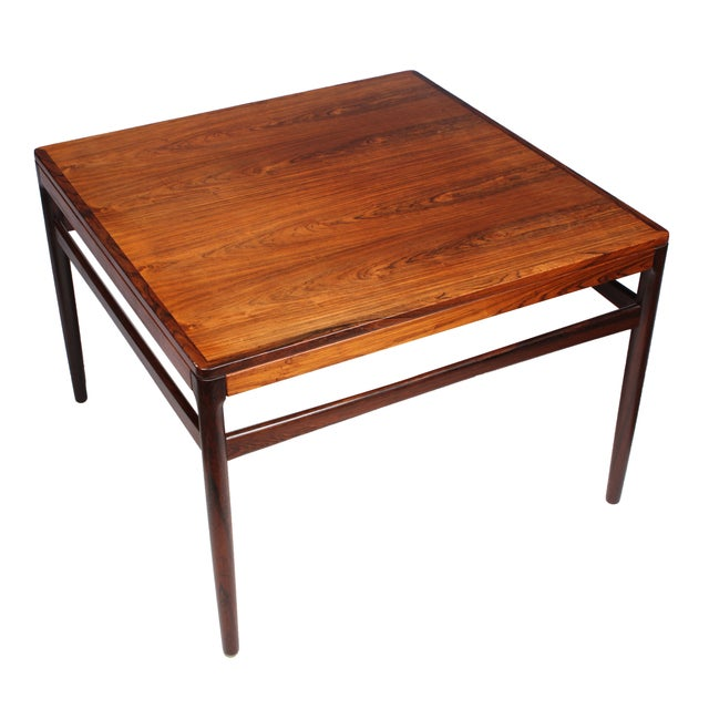 Danish Mobler Rosewood Coffee Table - Image 1 of 5