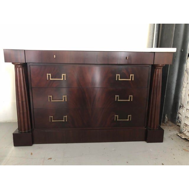 Thomas Pheasant Baker Furniture Temple Chest For Sale - Image 10 of 10
