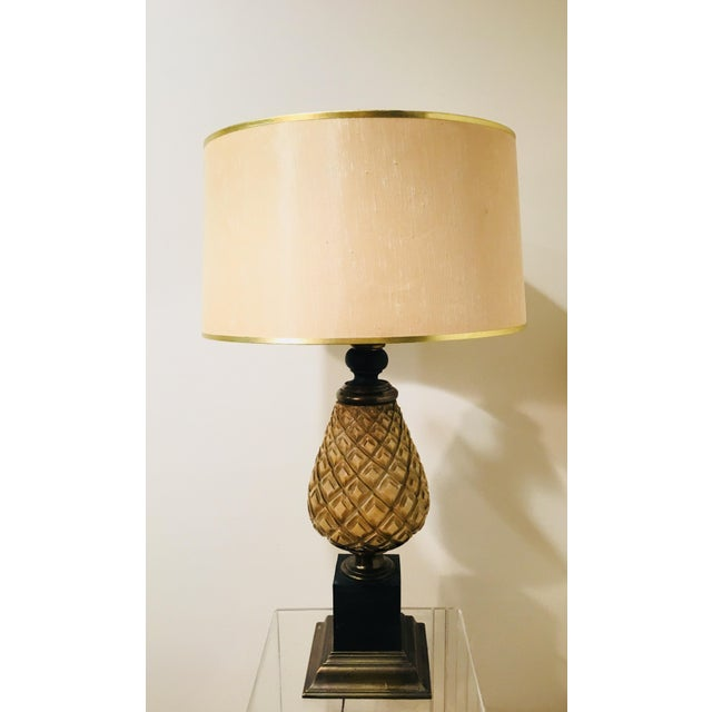 Alabaster pineapple table lamp attributed to marbro chairish alabaster pineapple table lamp attributed to marbro image 6 of 6 aloadofball Choice Image