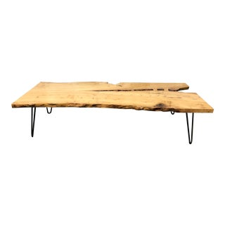 Urban Hardwoods Coffee Table For Sale