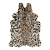 "Image of Erin Gates by Momeni Acadia Cheetah Multi Faux Hide Area Rug - 5'3"" X 7'10"""