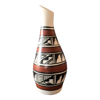 Southwestern Style Ceramic vAse