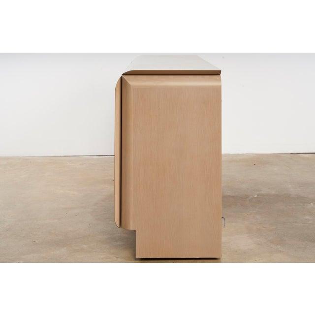 Ello Cerused Oak Cabinet For Sale In Greensboro - Image 6 of 9