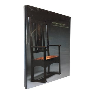 """""""Gustav Stickley and the American Arts and Crafts Movement"""" by Kevin W. Tucker Oversize Book For Sale"""