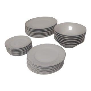 Diadem Fine China Dinnerware - Set of 28