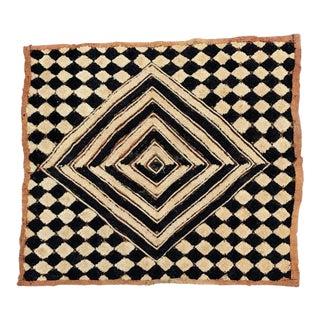 Kasai Velvet Kuba Cloth Wall-Hanging