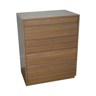 Sligh Cross Country Collection Mid-Century Modern Dresser For Sale
