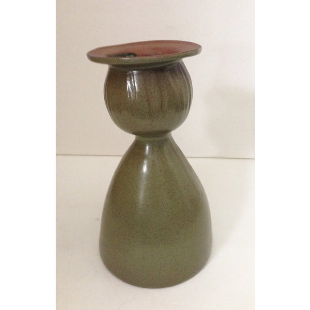 Vintage MCM Stoneware Designs Figural Planter - Image 5 of 8