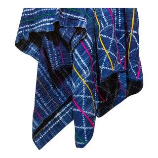 Hawa Indigo African Mud Cloth For Sale