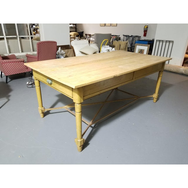 Antique French Dining Table For Sale In Atlanta - Image 6 of 6