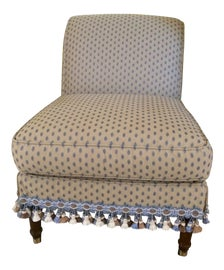 Image of Bedroom Slipper Chairs