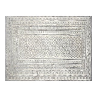 "Nalbandian - Contemporary Afghan Kilim - 11'1"" X 15'2"" For Sale"