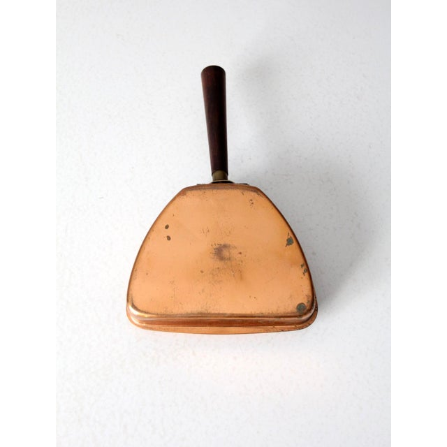 Mid-Century Italian Copper Silent Butler For Sale - Image 9 of 11
