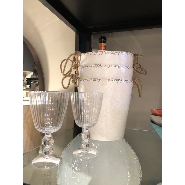 This fabulous melamine ice bucket will make summer entertaining easy. The serve ware is bpa-free, durable, has an organic...