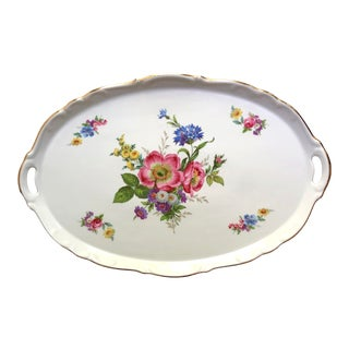 Schumann Arzdaro China Platter For Sale