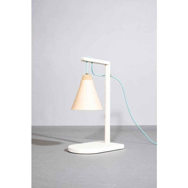 Contemporary Volk Furniture Halsey Table Lamp For Sale - Image 3 of 5
