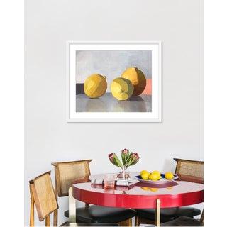 "Medium ""Three Lemons"" Print by Caitlin Winner, 25"" X 29"" Preview"