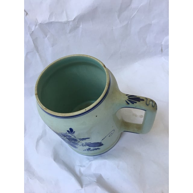 Hand Painted Personalized Delft Mug For Sale In New York - Image 6 of 10