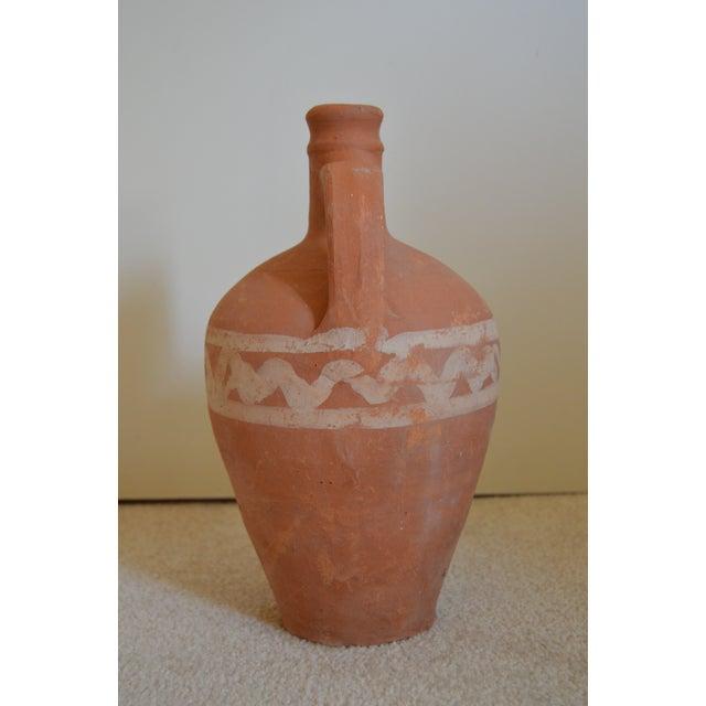Greek Antique Stamna Pottery Vase - Image 5 of 6