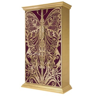 Covet Paris Mademoiselle Armoire For Sale