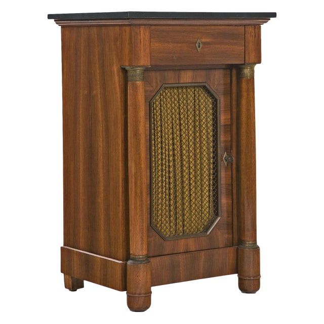 French Empire Style Cabinet - Image 1 of 7