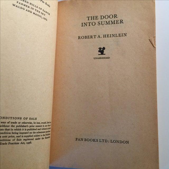 The Door Into Summer Robert Heinlein 1970 For Sale - Image 5 of 5