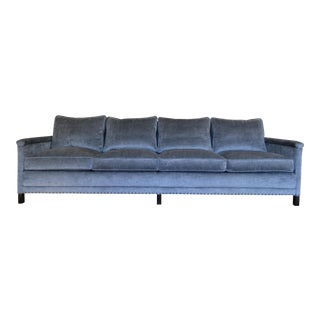 Lee Industries 1935-44 Extra Long Sofa For Sale