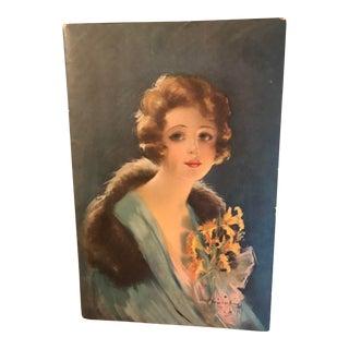 Vintage Hosiery Box
