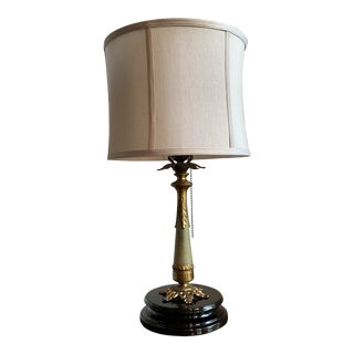 Mid 20th Century Italian Style Table Lamp For Sale