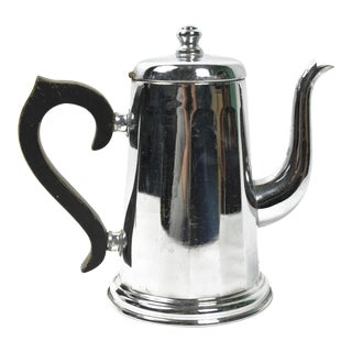 Mid 20th Century Metal Coffee Pot, Austria For Sale