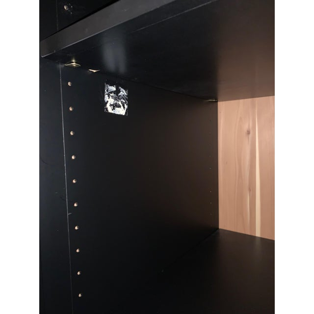 Room and Board Calvin Armoire Wardrobe For Sale - Image 10 of 12