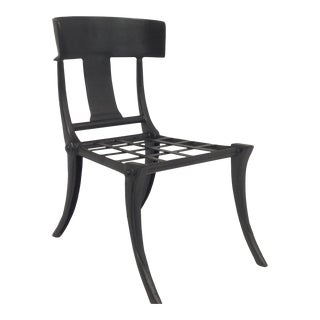 Klismos Outdoor Chair For Sale