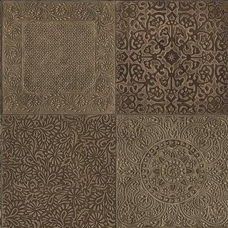 Cole & Son Bazaar Wallpaper Roll - Bronze For Sale