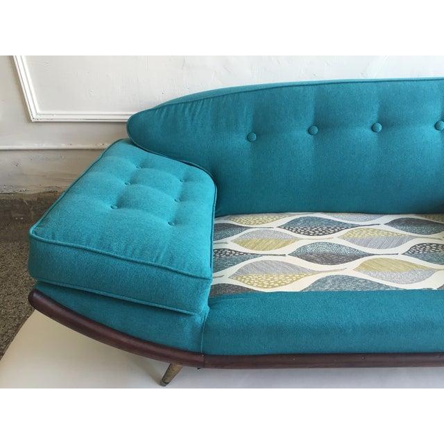 Adrian Pearsall Oval Gondola Sofa - Image 4 of 4