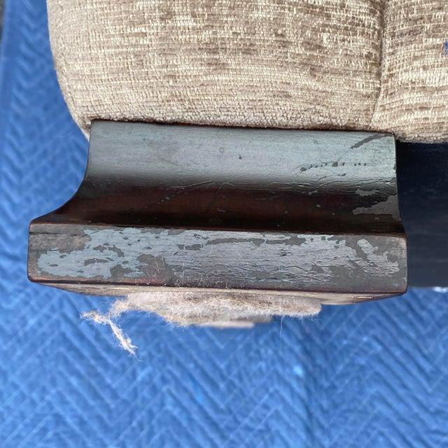 RJones Lounge Chair & Ottoman For Sale - Image 12 of 13