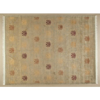 Tibetan Nepalese Rug - 9′ × 12′ Preview