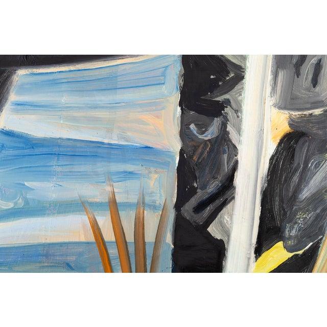 "Abstract William Eckhardt Kohler, ""Pollet's Love"" For Sale - Image 3 of 7"