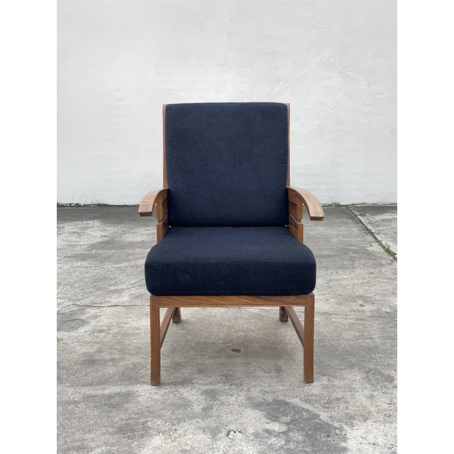 Jacob Kjær Danish Cabinetmaker Rosewood Armchair For Sale - Image 4 of 13