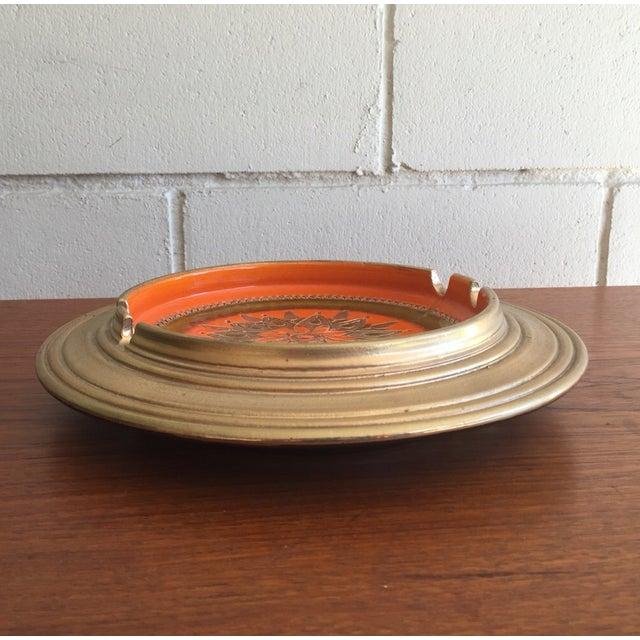 Bitossi Starburst Ashtray/Dish For Sale - Image 5 of 5