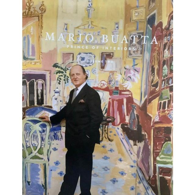 Mario Buatta Sotheby's Preferred Auction Catalogue 2020 January Mario Buatta 2 Volumes For Sale - Image 4 of 6