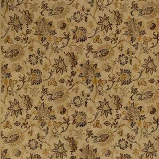 Italian Lee Jofa Rivoli Floral Velvet - 1 Yard For Sale