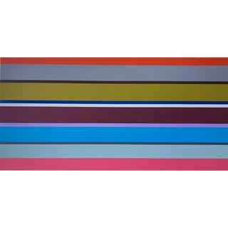 "William Finlayson ""Vexed & Perplexed"" Contemporary Multicolor Acrylic Painting Preview"