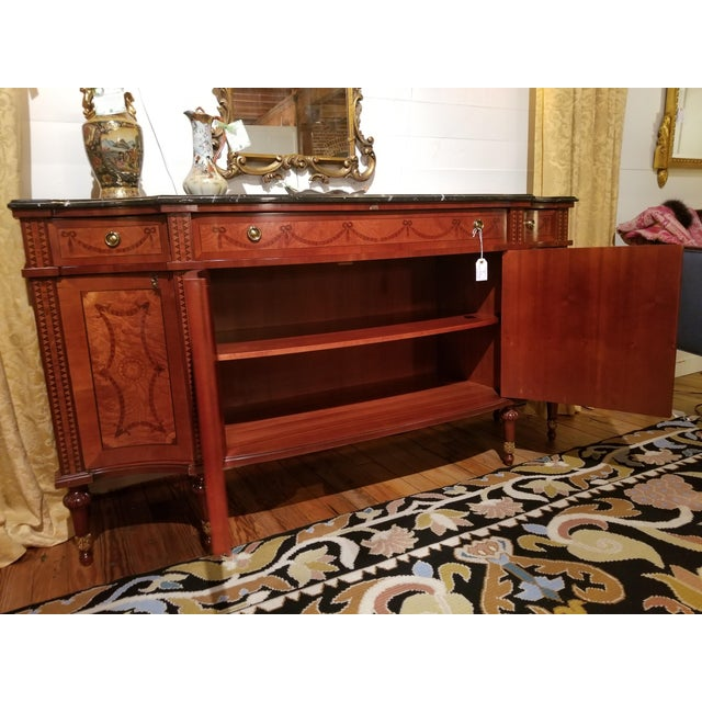Late 20th Century David Michael English Sideboard From the Waldorf Astoria For Sale - Image 5 of 12