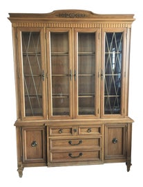 Image of French Country Wall Cabinets
