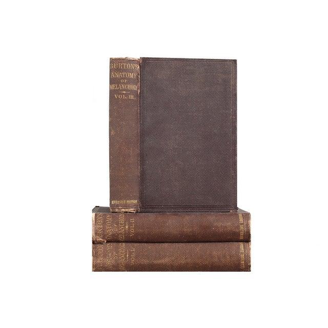 Antique Distressed Books - Set of 3 - Image 1 of 2