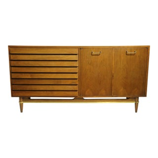 Mid Century Dresser by Merton Gershun for American of Martinsville For Sale