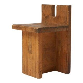 Side Chair by Lina Bo Bardi