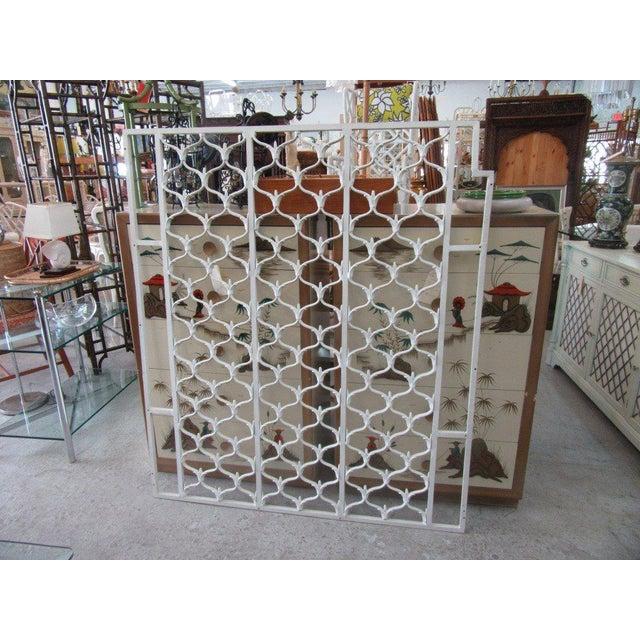 Aluminum Moroccan Screen Panel - Image 5 of 6