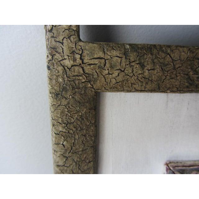John Richard Small Mirror With Finials - Image 6 of 9