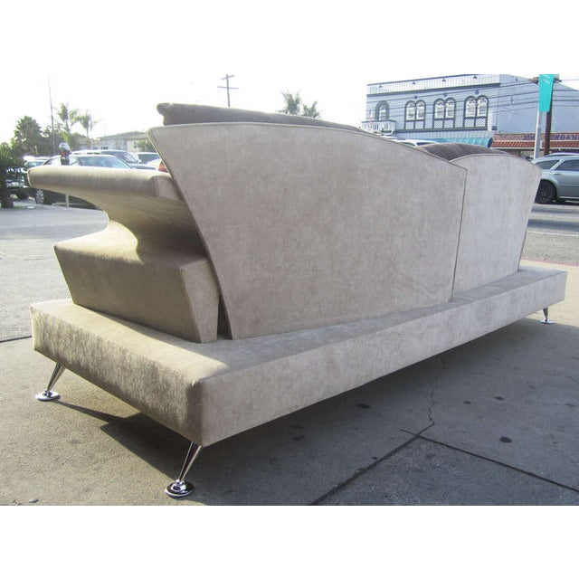 Sculptural Memphis Style Sofa by B&B Italia - Image 6 of 7